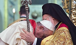 Pope meets Patriarch